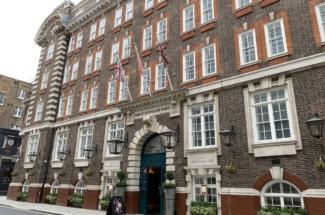 Great Scotland Yard Hotel exterior