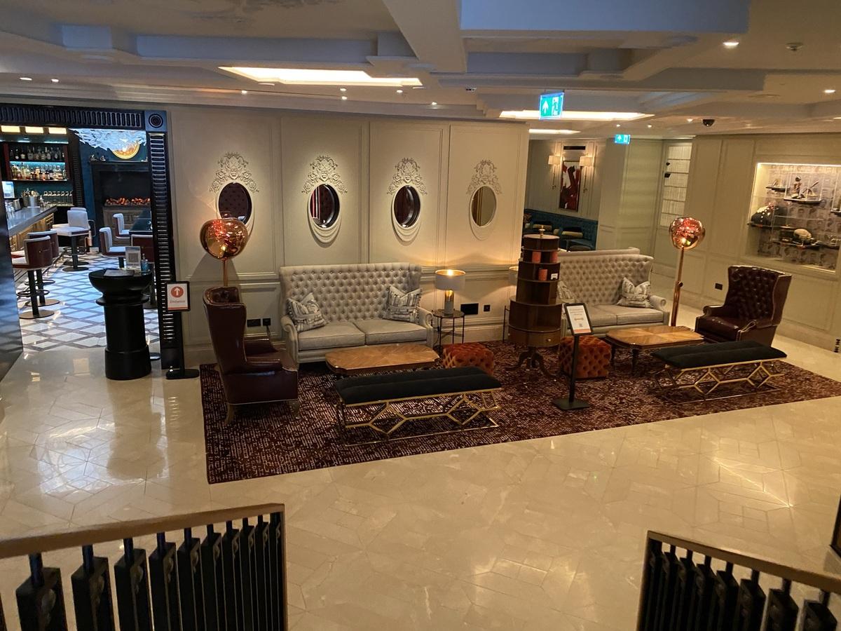 Great Scotland Yard Hotel lobby