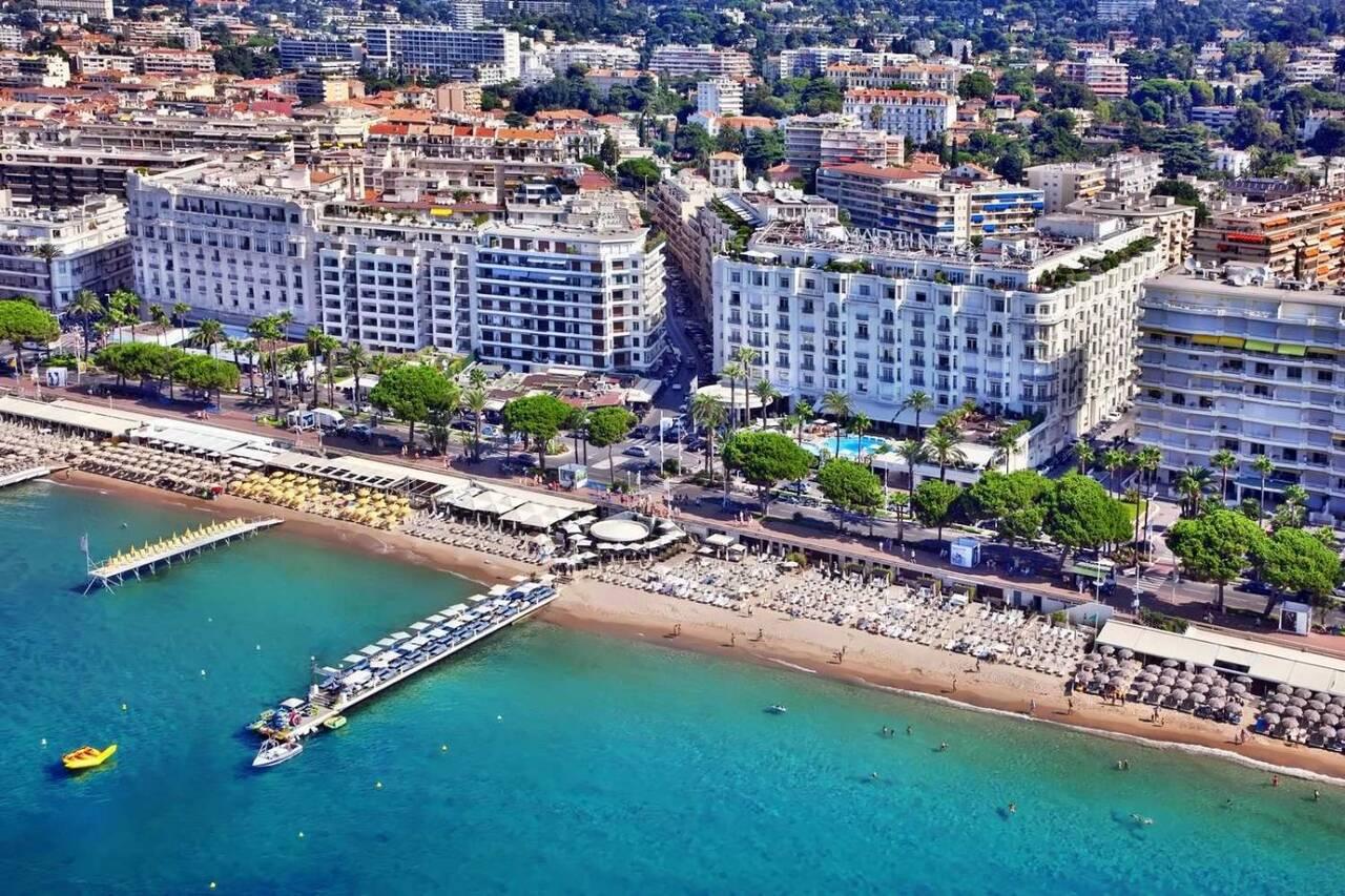 Hotel Martinez Cannes discount