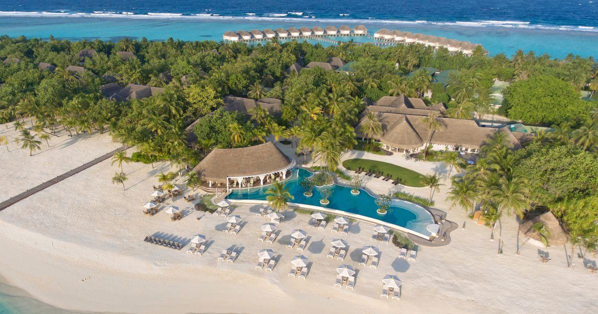 Six Senses Kanuhuru Maldives