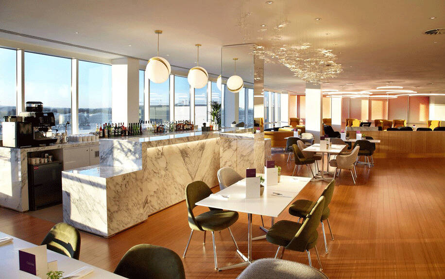 Plaza Premium Lounge London Gatwick Airport North Terminal