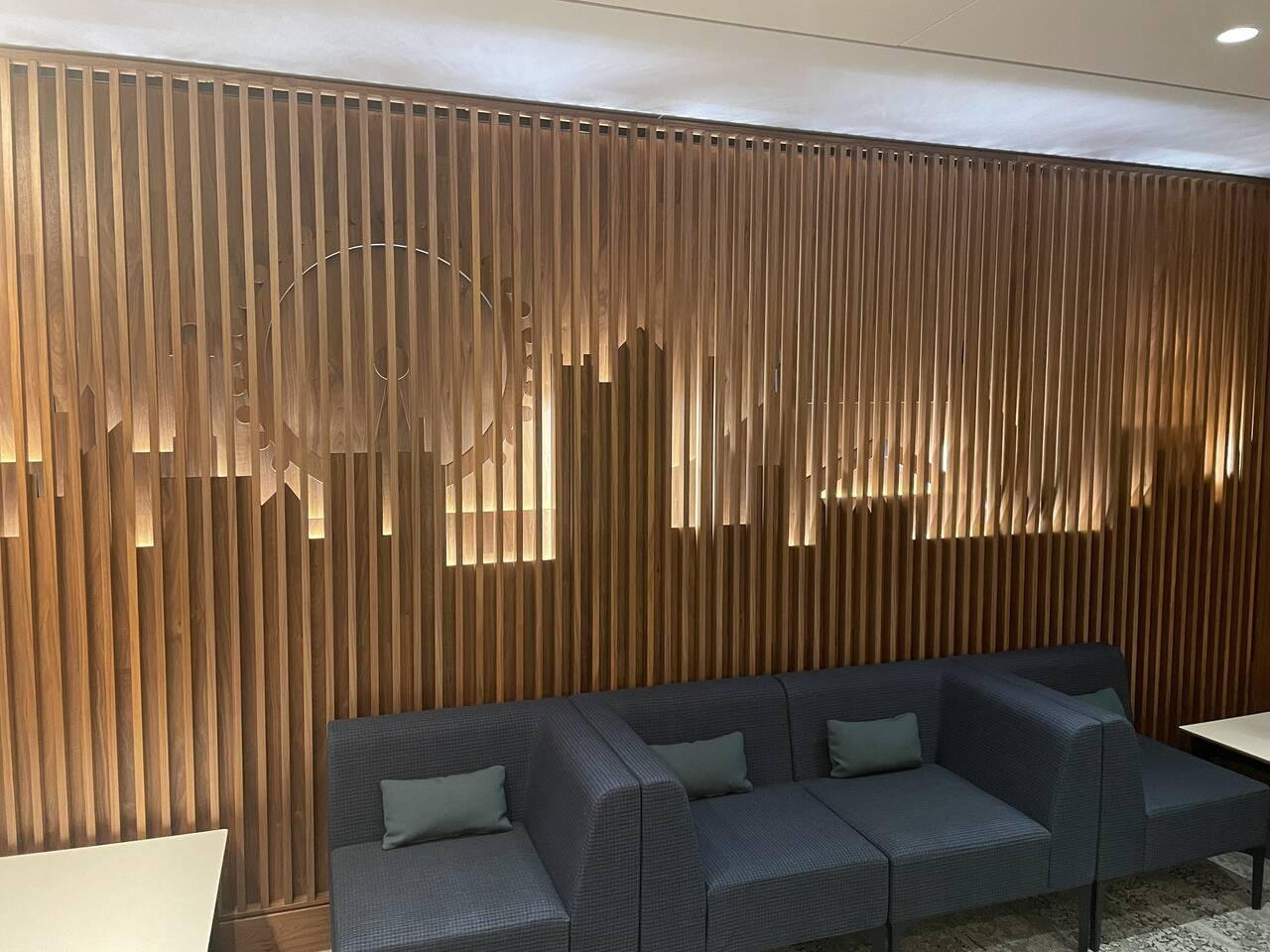 American Express London Heathrow Airport Centurion Lounge