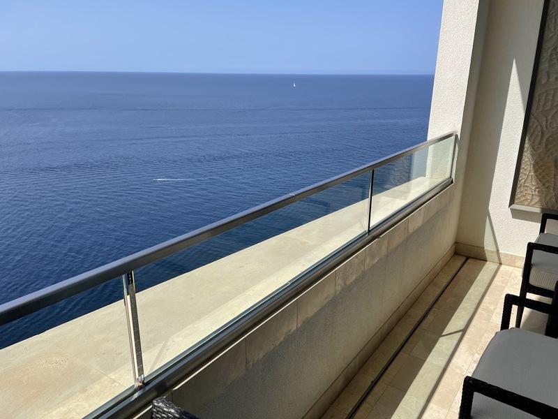 Review Jumeirah Port Soller hotel Mallorca Spain