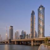 JW Marriott Marquis Dubai exterior