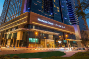 Sheraton Grand Dubai exterior