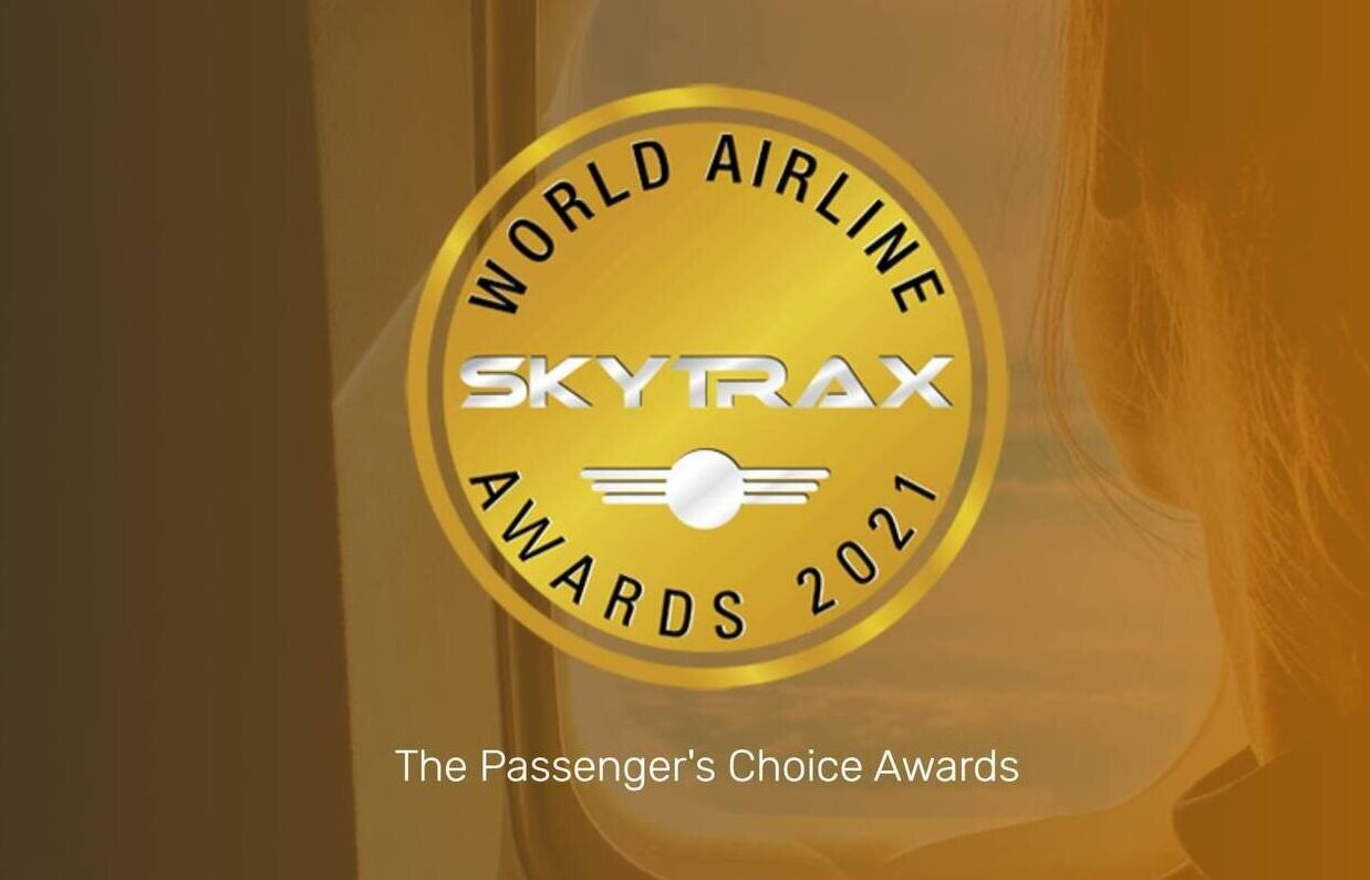 2021 Skytrax airline awards